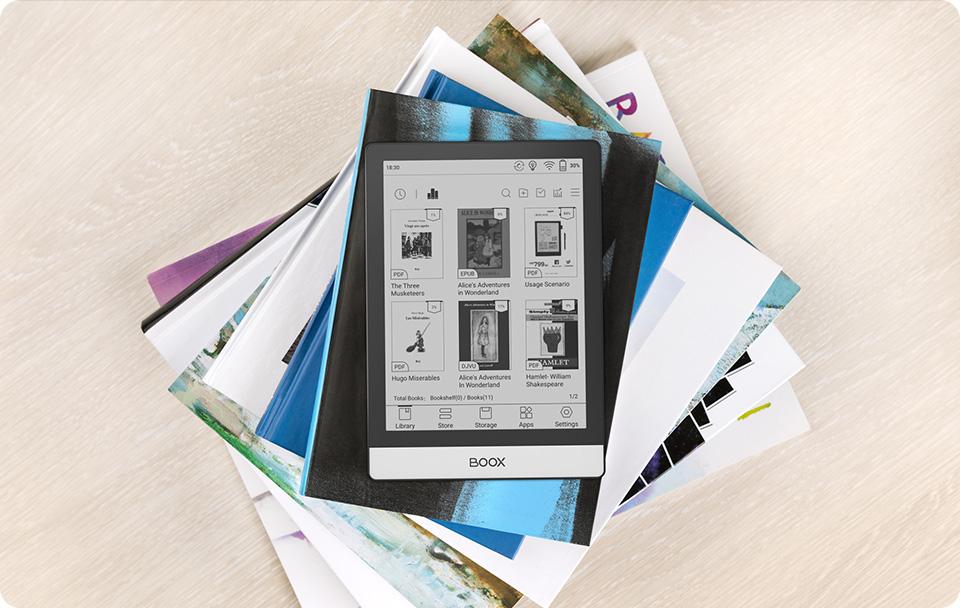 קורא ספרים דיגיטלים BOOX