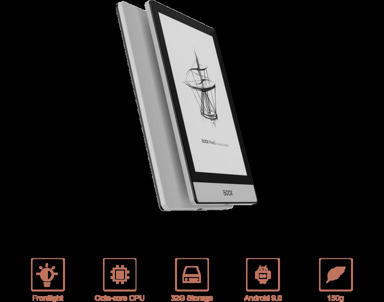 BOOX POKE2 קוראי ספרים אלקטרוניים החדש