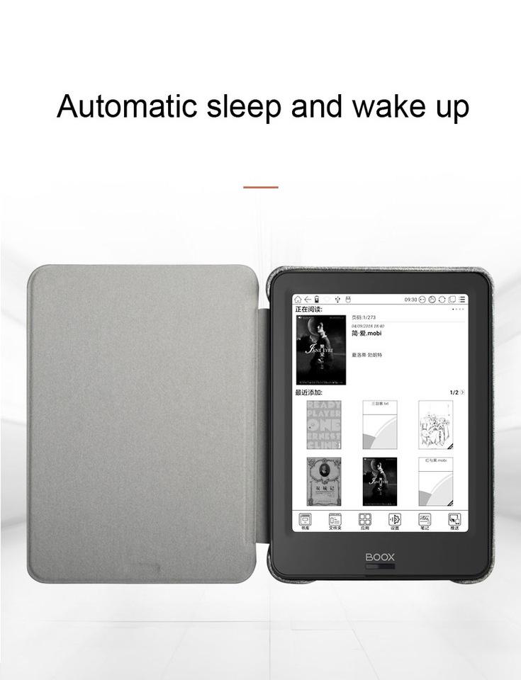 נרתיק לקורא ספרים אלקטרוניים BOOX POKE PRO